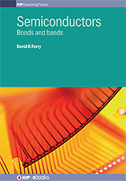 Semiconductors. Bonds and bands