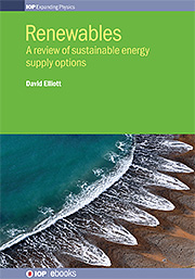 Renewables. A review of sustainable energy supply options