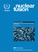Nuclear Fusion, journal