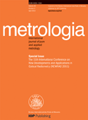 Metrologia, journal