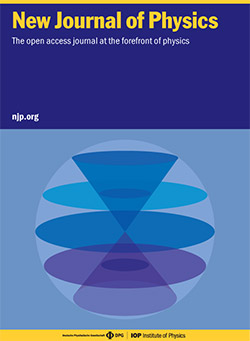 New Journal of Physics, journal