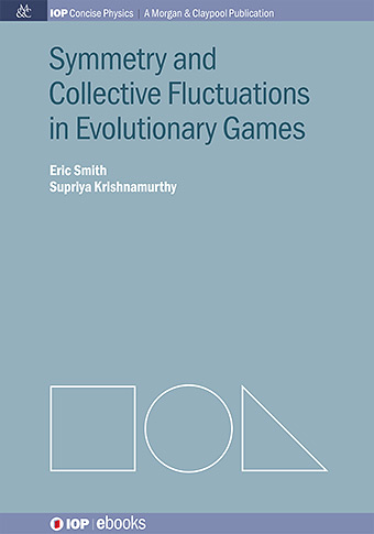 Symmetry and Collective Fluctuations in Evolutionary Games cover