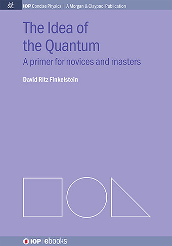The Idea of the Quantum cover