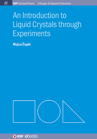 An Introduction to Liquid Crystals through Experiments cover