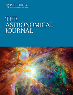 The Astronomical Journal - IOPscience