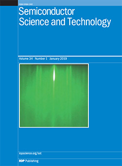 Semiconductor Science and Technology - IOPscience