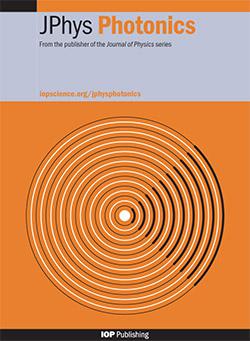 Journal of Physics: Photonics - IOPscience