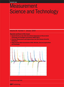 Measurement Science And Technology Iopscience