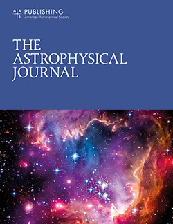 The Astrophysical Journal - IOPscience